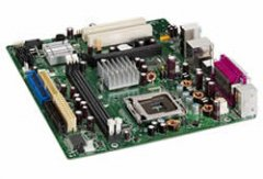 Intel D101GGC Desktop Board