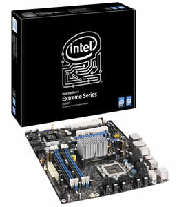 Intel DX38BT Motherboard