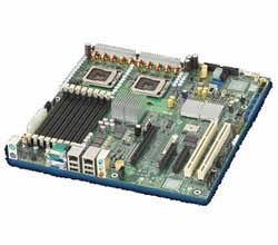 Intel S5000XVN Workstation Board