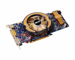 Asus EN9800GT TOP HTDP 512MD3 Graphics Card