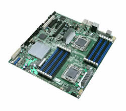 Intel S5520SC Workstation Board