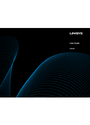 The cover of Linksys EA6350 Wi-Fi Router User Guide